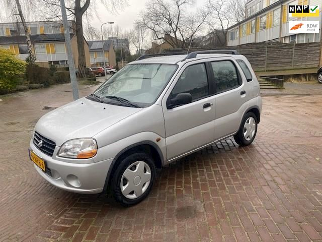 Suzuki Ignis AUTOMAAT / 99.000 km / Nieuw APK / Leuke auto