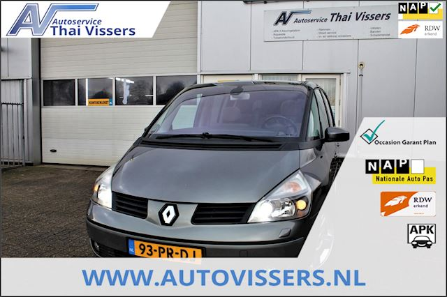 Renault Espace 3.5 V6 Privilège Youngtimer Automaat Clima 7 Zitters Nw Apk