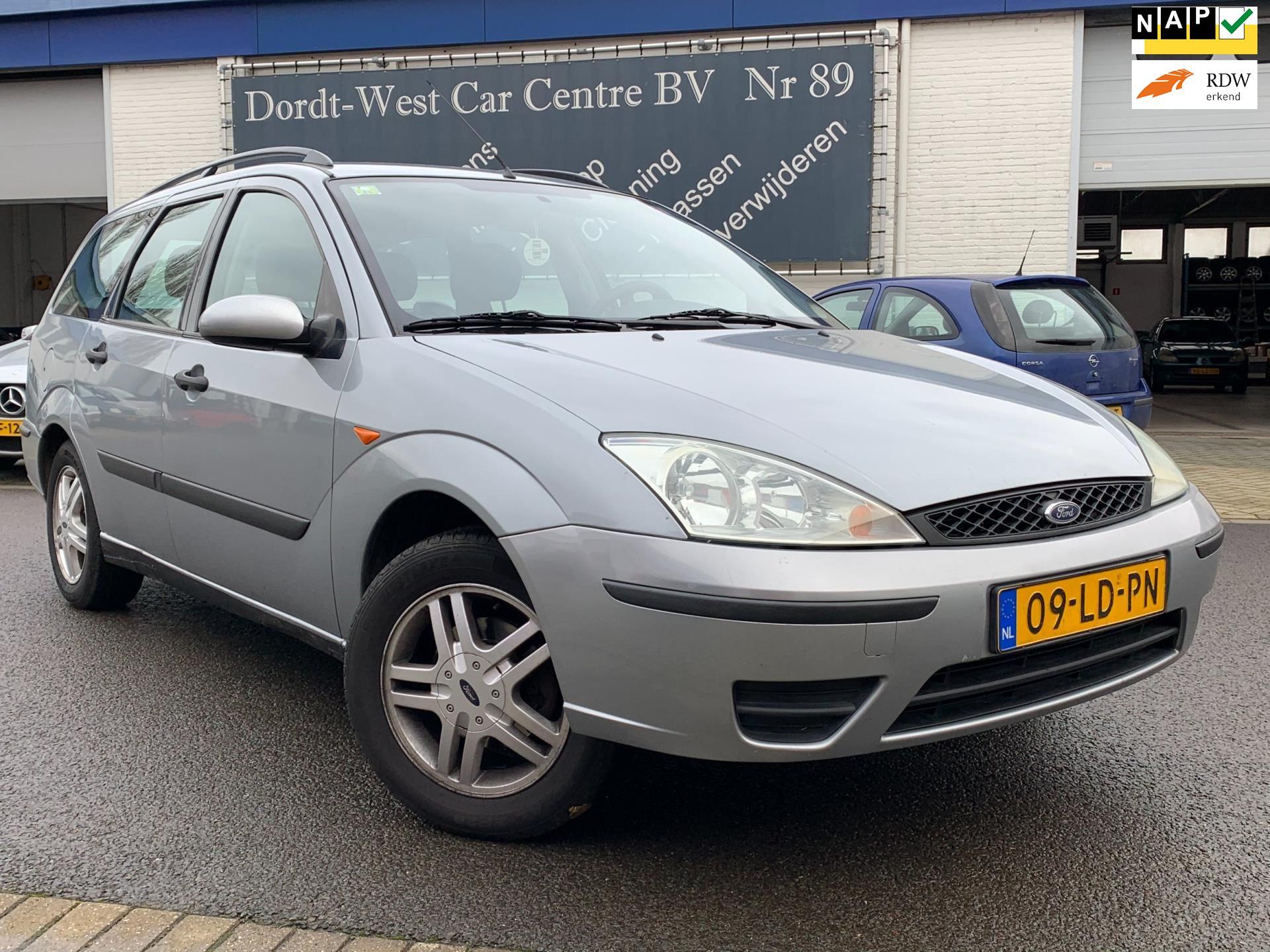 Ford Focus Wagon occasion - Dordt-West Car Centre BV