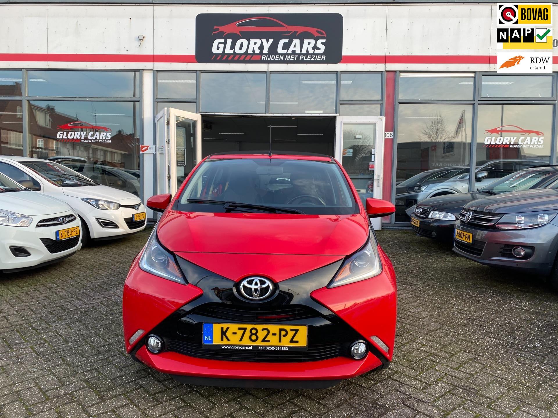 Toyota Aygo occasion - Glory Cars