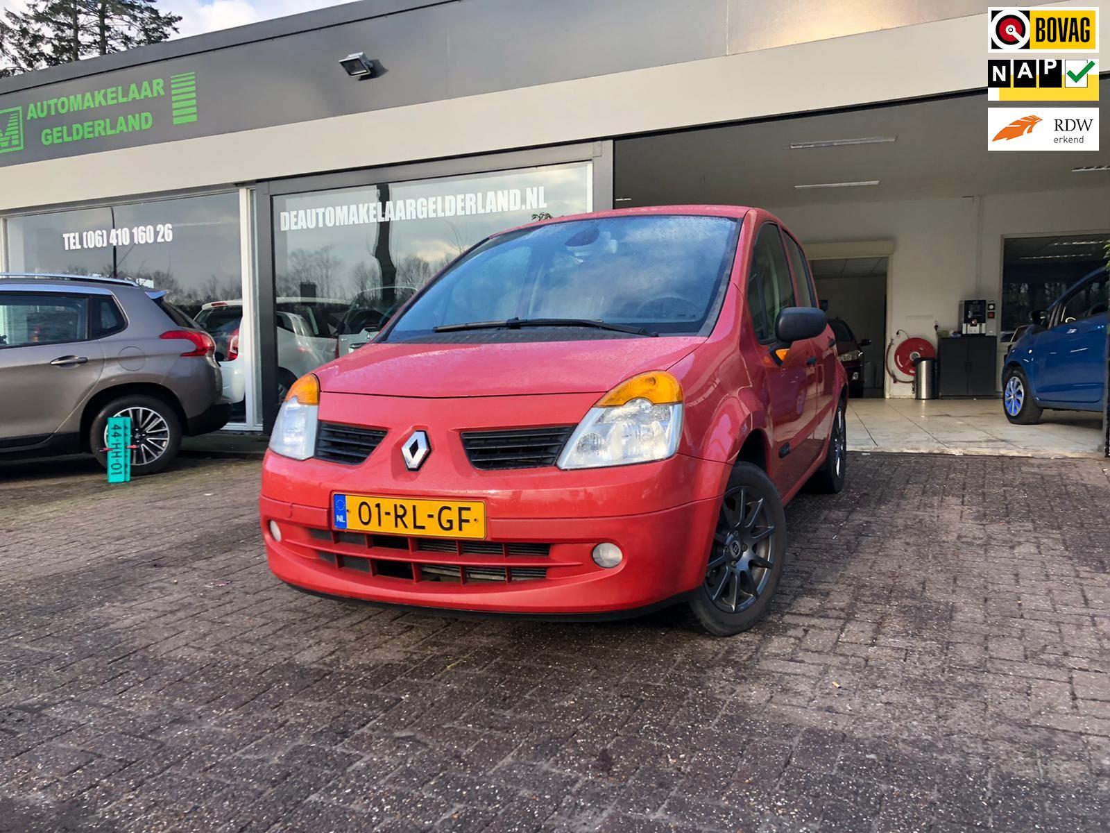 Renault Modus occasion - De Automakelaar Gelderland