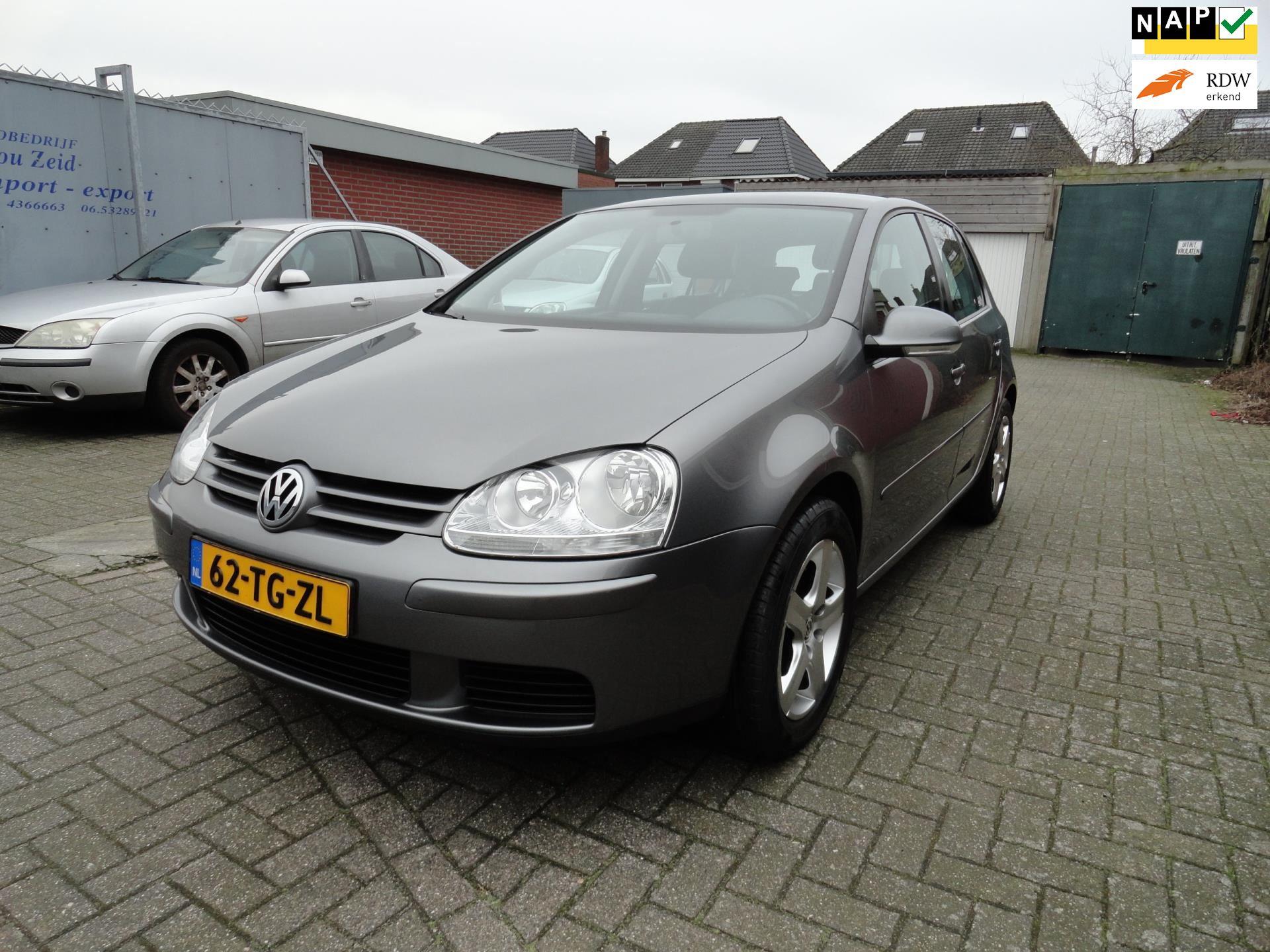 Volkswagen Golf occasion - Autobedrijf Abouzeid