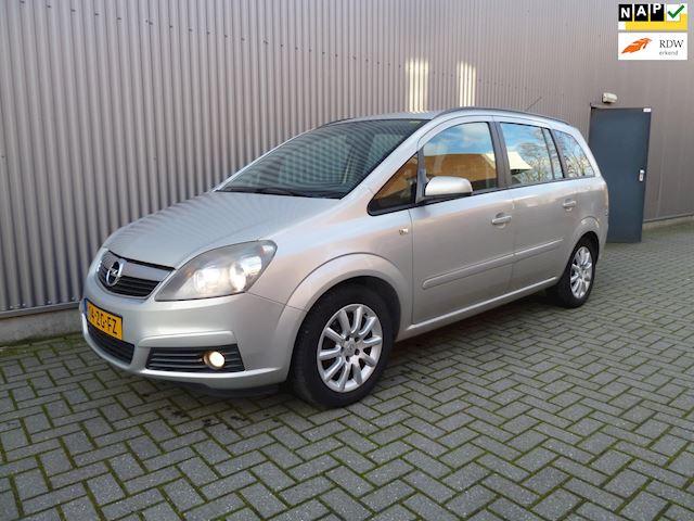 Opel Zafira 1.8 Temptation/Airco/Audio/Navi/LMV/1e eig/7 pers.