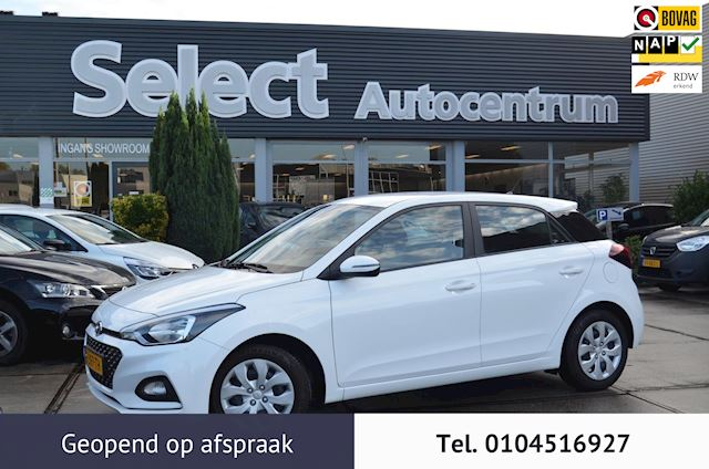 Hyundai I20 1.0 T-GDI i-Drive | PRIVATE FINANCIAL LEASE