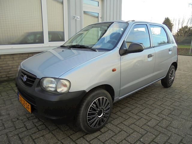 Suzuki Alto 1.1 GL 102000 km. apk 11-2020