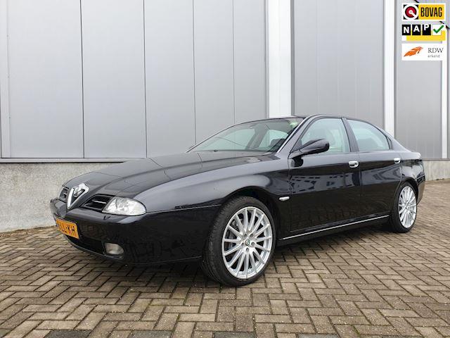 Alfa Romeo 166 occasion - Automobielbedrijf van Neerijnen