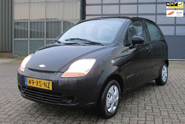 Chevrolet Matiz 0.8 Pure  VOL JAAR APK