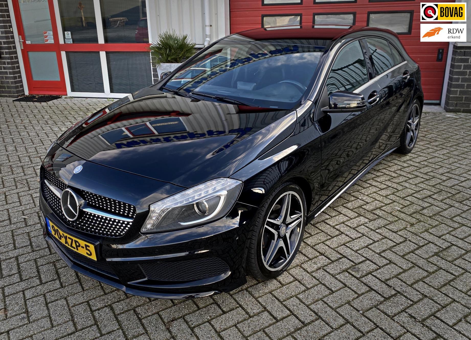 Mercedes-Benz A-klasse occasion - Verstappen Auto's BV