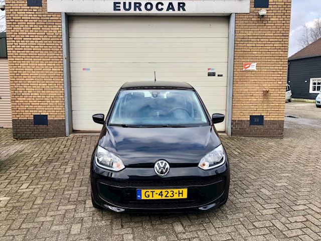 Volkswagen Up! 1.0 move up! BlueMotion navigatie