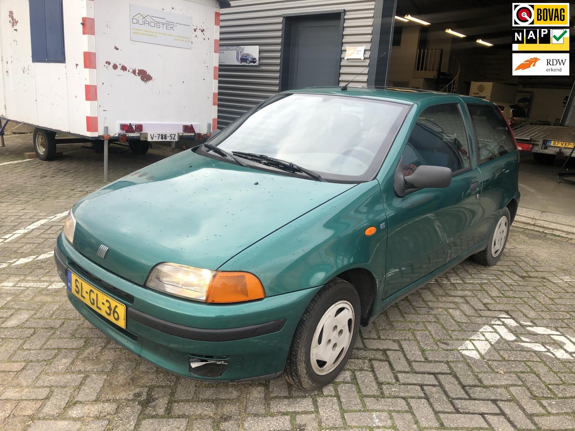 Fiat Punto occasion - R. Bennaim Autobedrijf