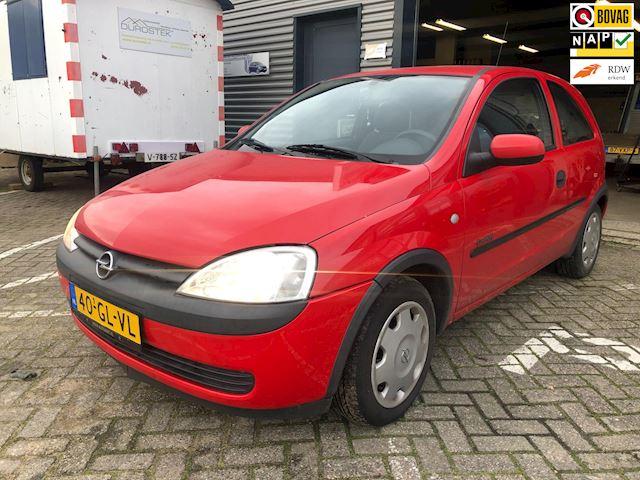 Opel Corsa 1.2-16V Comfort stuurbekrachtiging electrische ramen cd-speler apk 13-05-2021