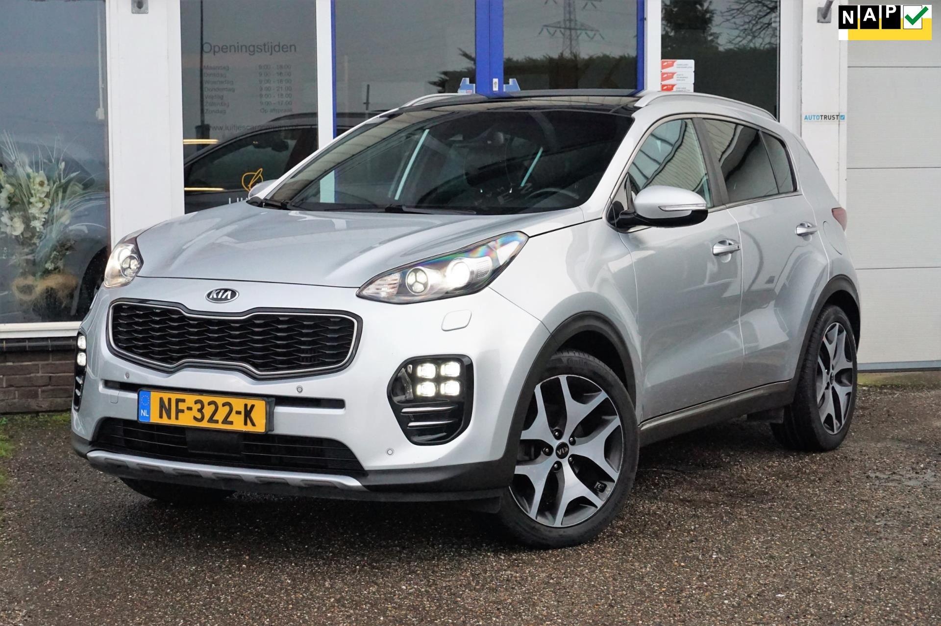 Kia Sportage occasion - Luitjes Car Company