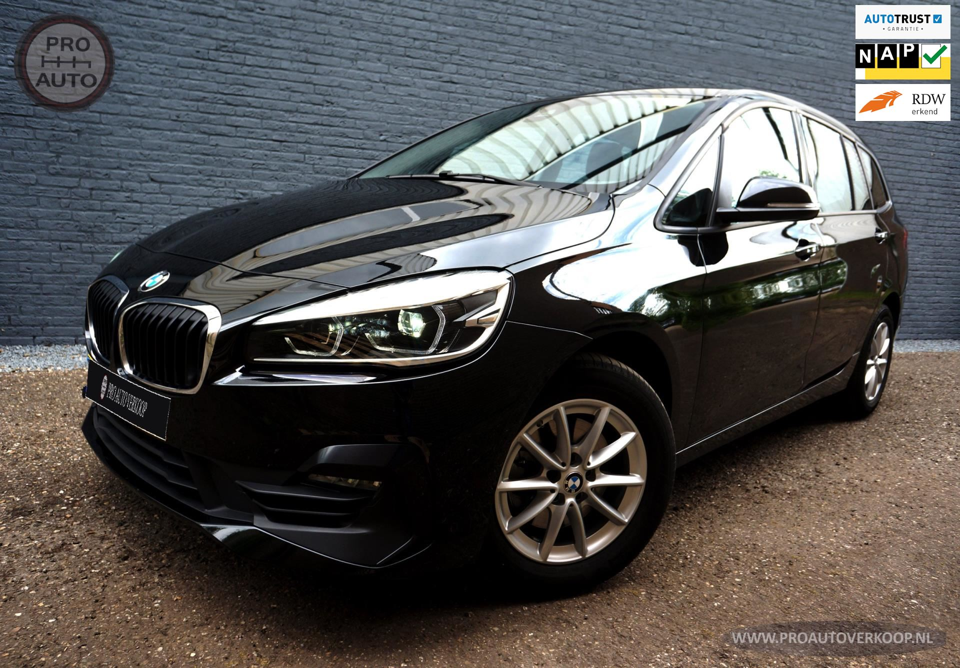 BMW 2-serie Gran Tourer occasion - Proautoverkoop