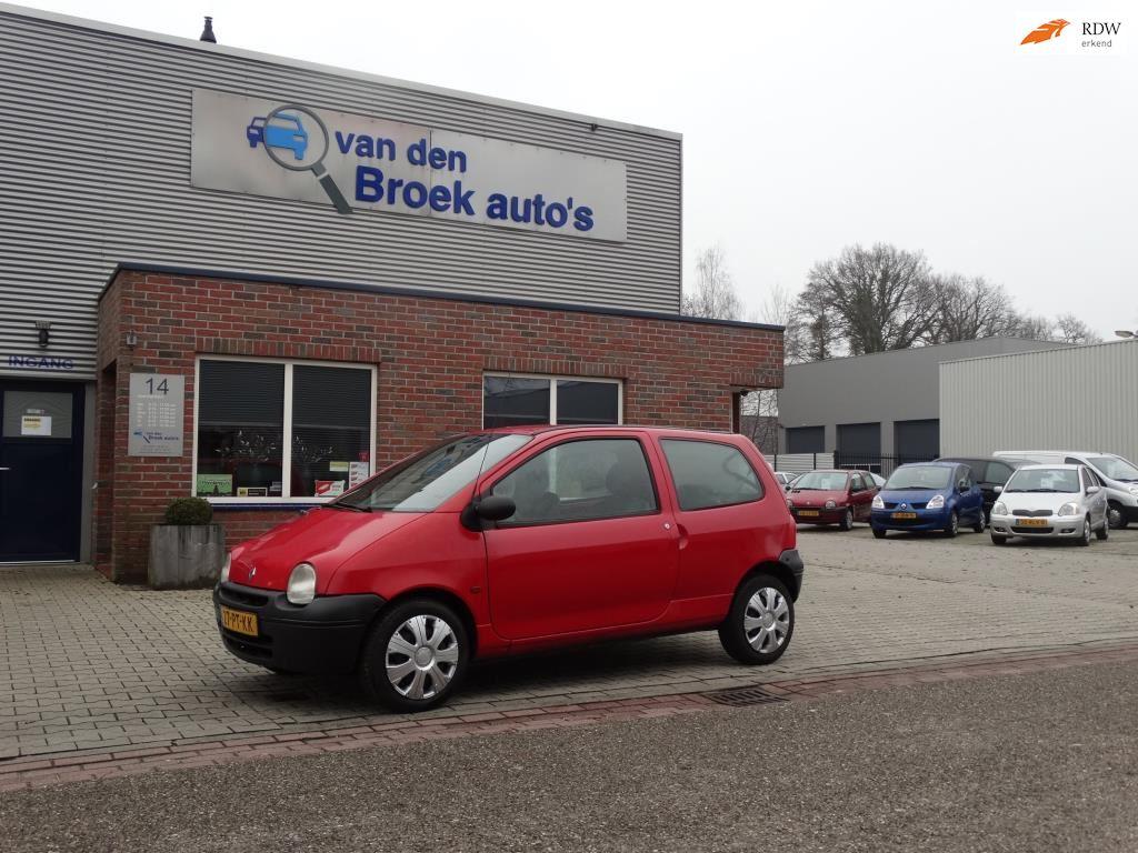 Renault Twingo occasion - R. van den Broek Auto's