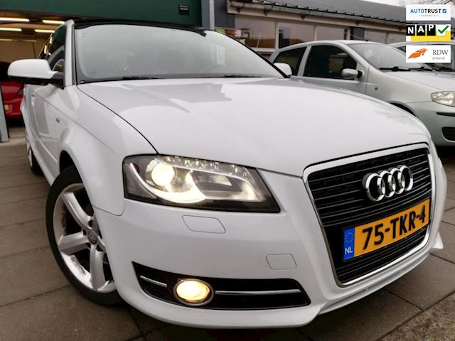 Audi A3 Sportback occasion - Autoplaza Tilburg