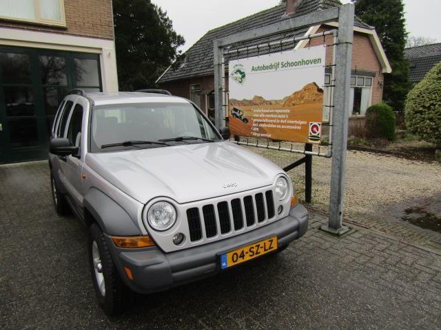 Jeep Cherokee occasion - Autobedrijf Schoonhoven