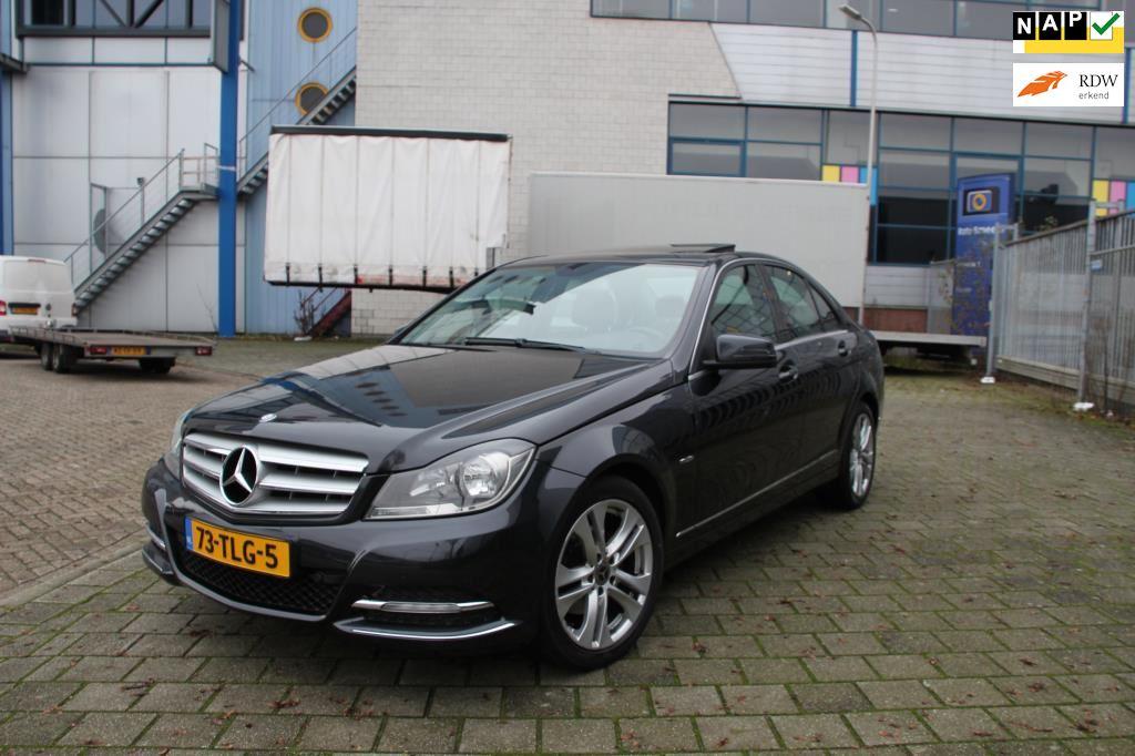 Mercedes-Benz C-klasse occasion - Autoservice Ozkar