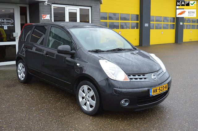 Nissan Note 1.6  Automaat