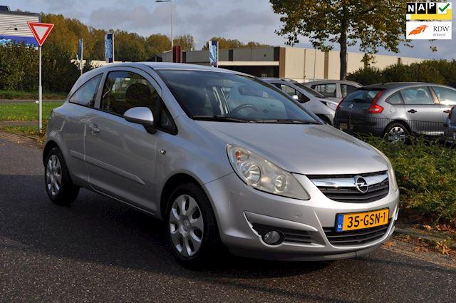 Opel Corsa 1.4-16V Enjoy/AIRCONDITIONING/CRUISE CONTROL/nieuwe APK/NAP/1e EIGENAAR/ZEER NETTE STAAT/ZEER ZUINIG IN VERBRUIK