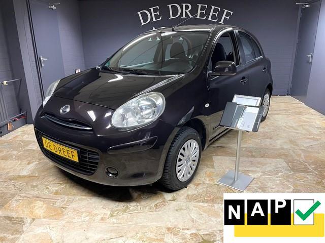 Nissan Micra occasion - De Dreef Auto's