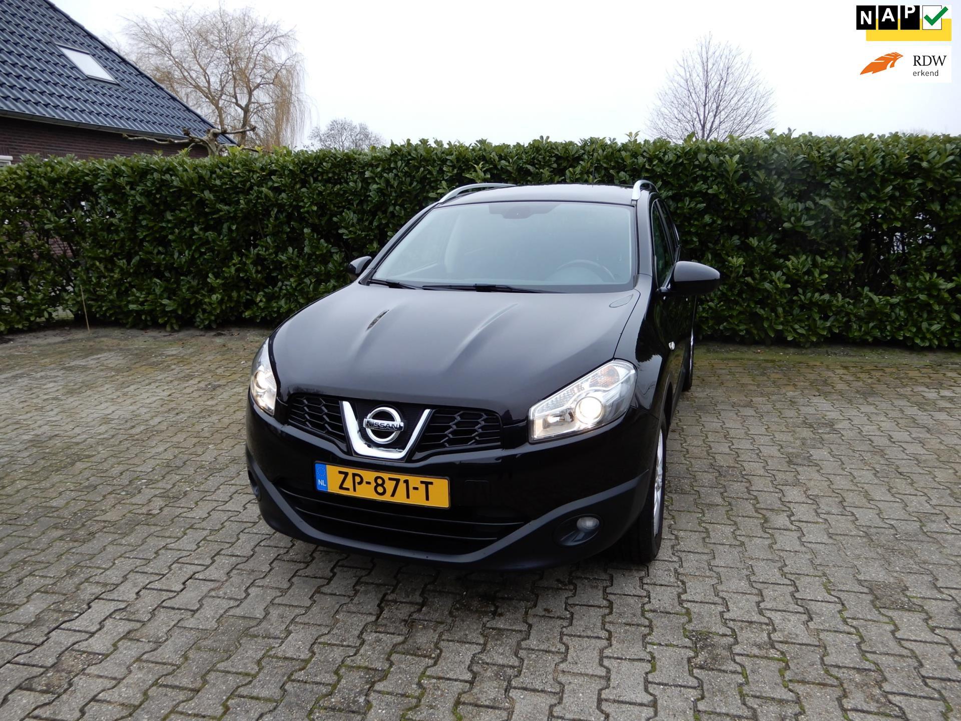 Nissan Qashqai 2 occasion - Autobedrijf Nieuwbroek