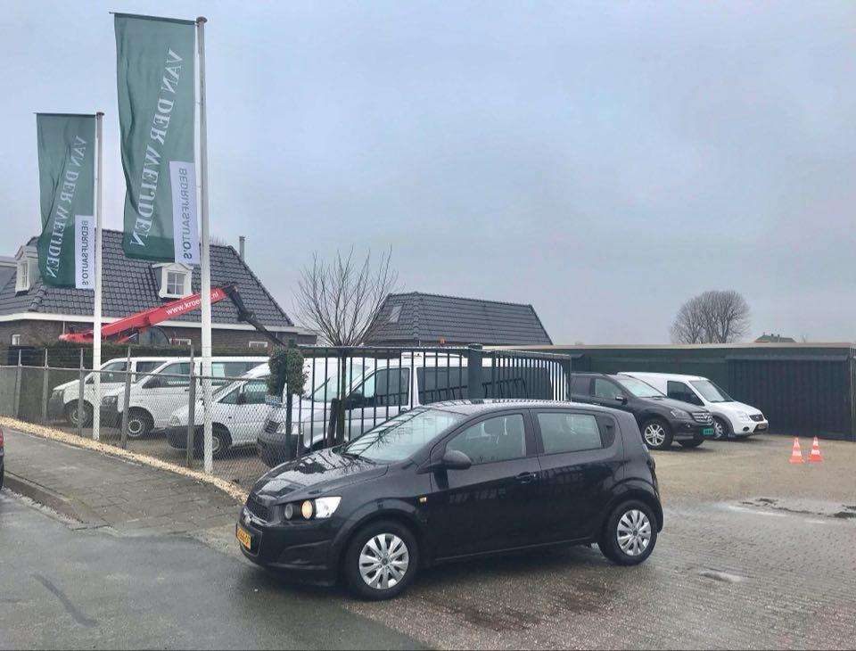 Chevrolet Aveo occasion - Van der Weijden Bedrijfsauto's