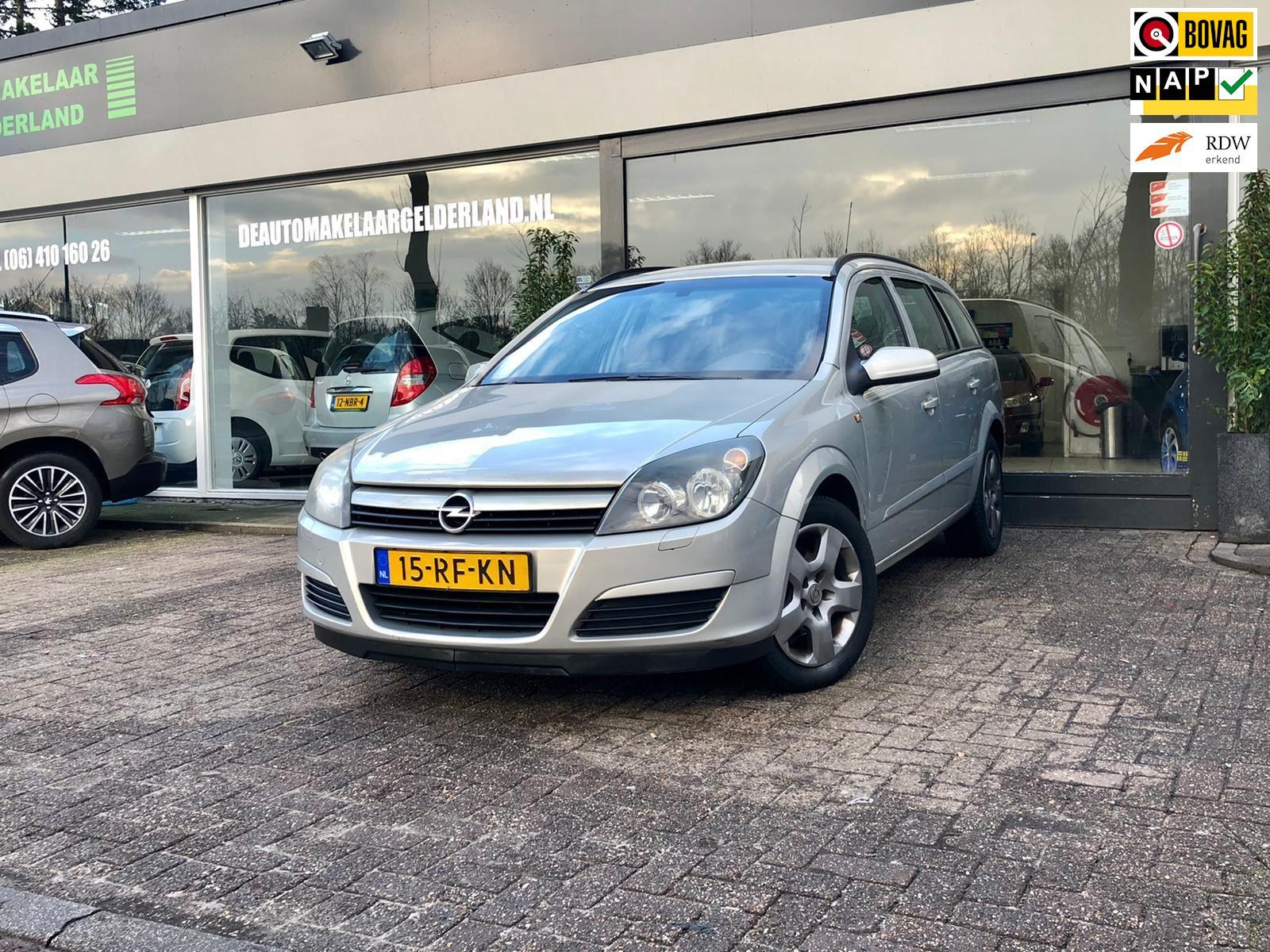 Opel Astra Wagon occasion - De Automakelaar Gelderland