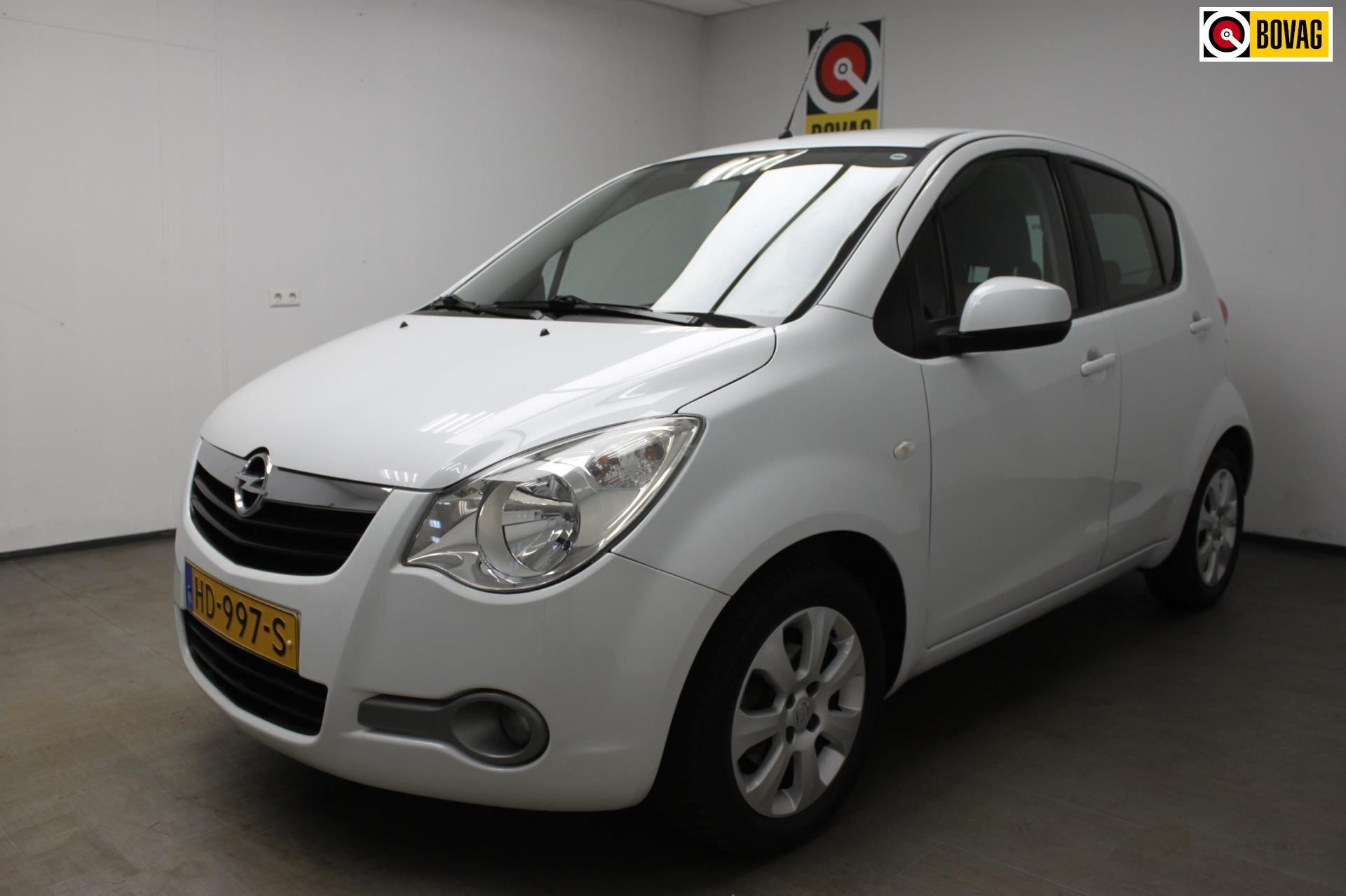 Opel Agila occasion - Autoservice Axacars