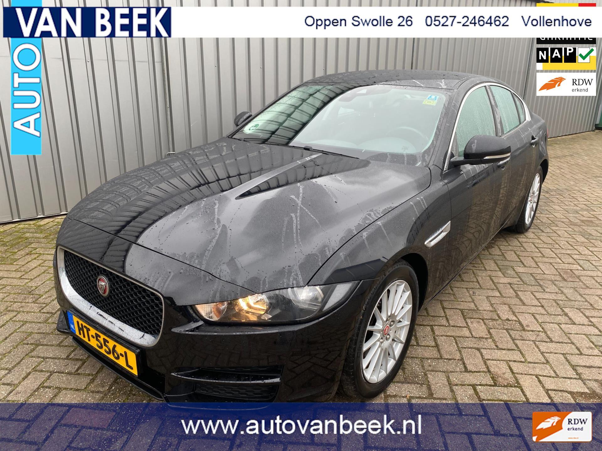 Jaguar XE occasion - Auto van Beek