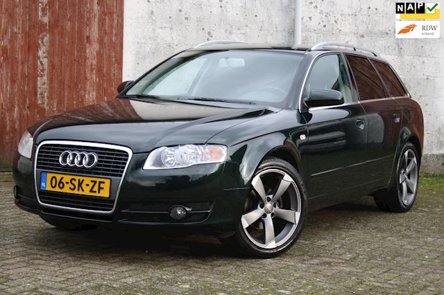Audi A4 Avant occasion - Voorwaerts