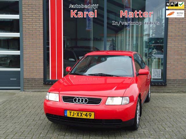 Audi A3 occasion - Autobedrijf Karel Matter