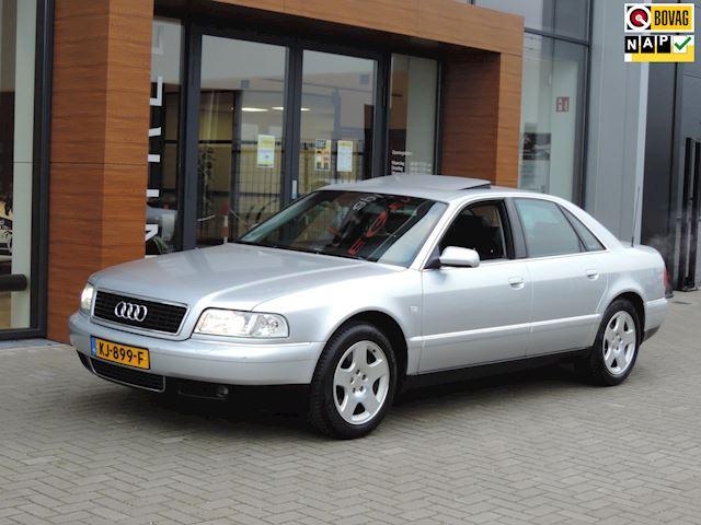 Audi A8 2.8 5V Youngtimer | Unieke staat | Schuifdak | Navi | Leer+Stoelverwarming