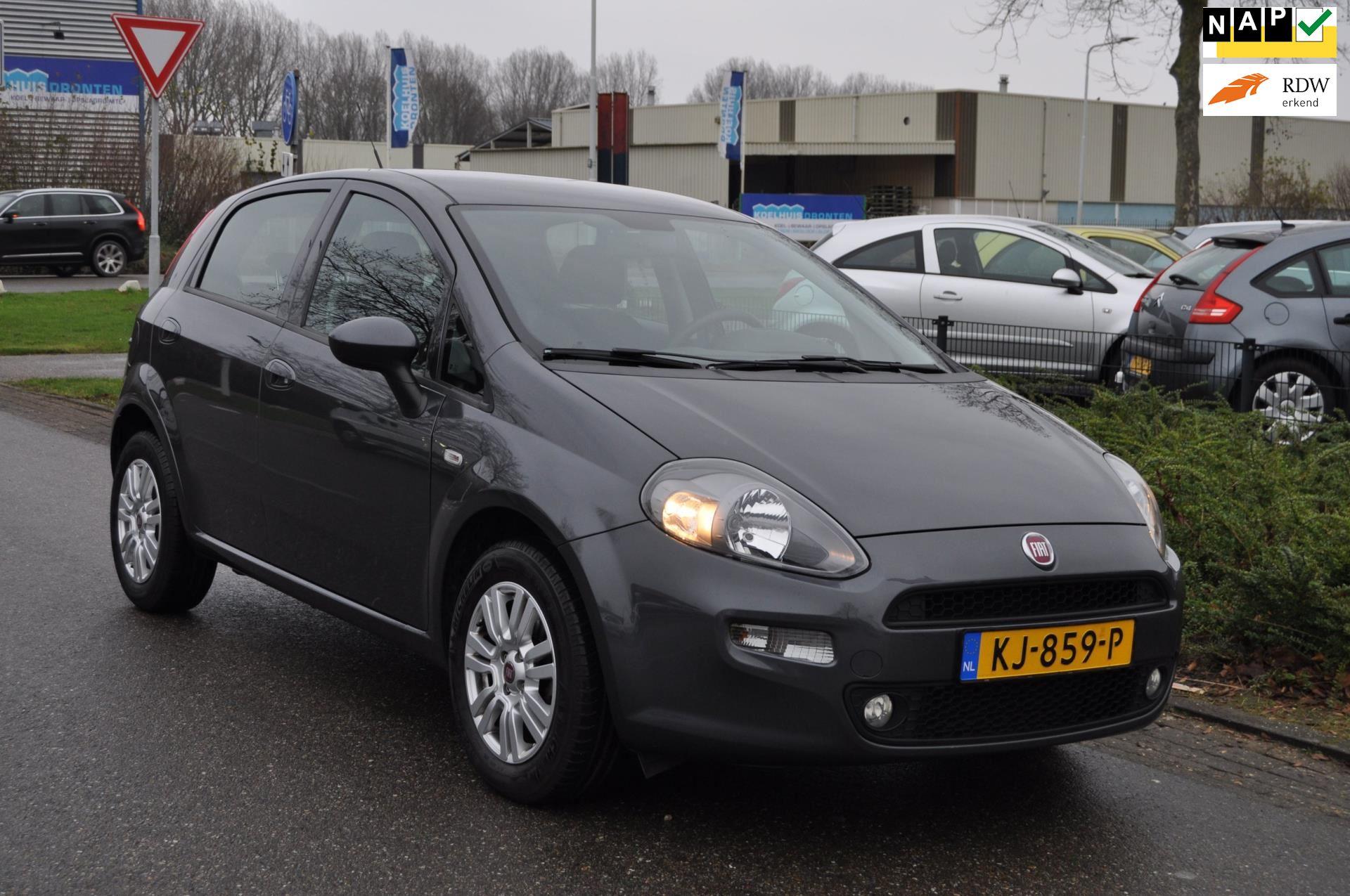 Fiat Punto Evo occasion - Autobedrijf Bangma