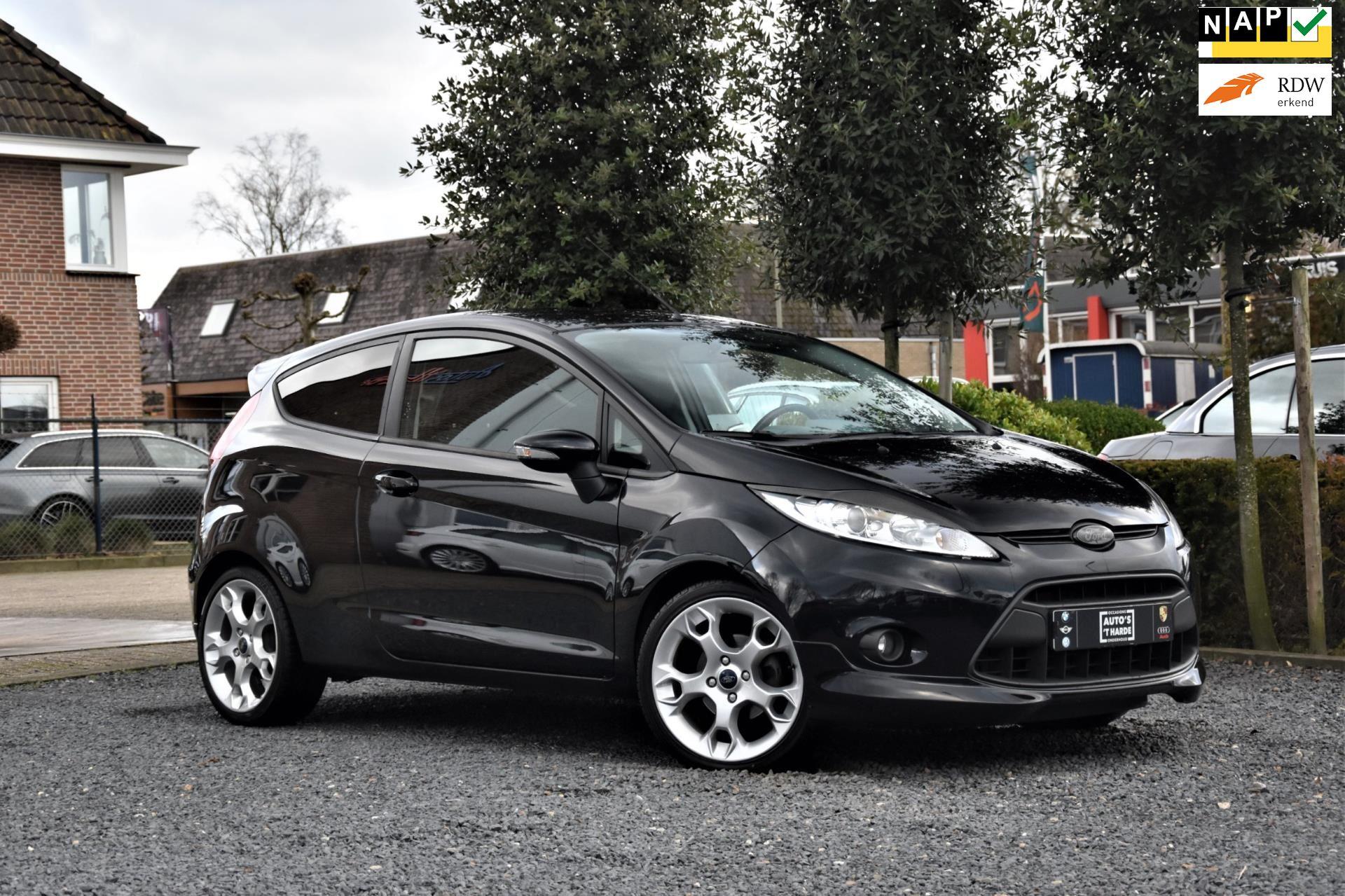 Ford Fiesta occasion - Auto`s `t Harde