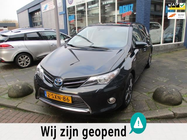 Toyota Auris occasion - Deniz Auto's