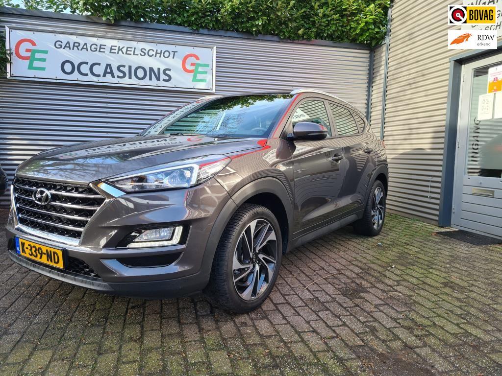 Hyundai Tucson occasion - Garage Ekelschot BV