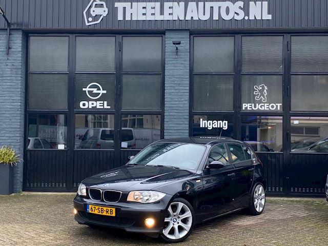 BMW 1-serie 118i Navi 18'' Velgen