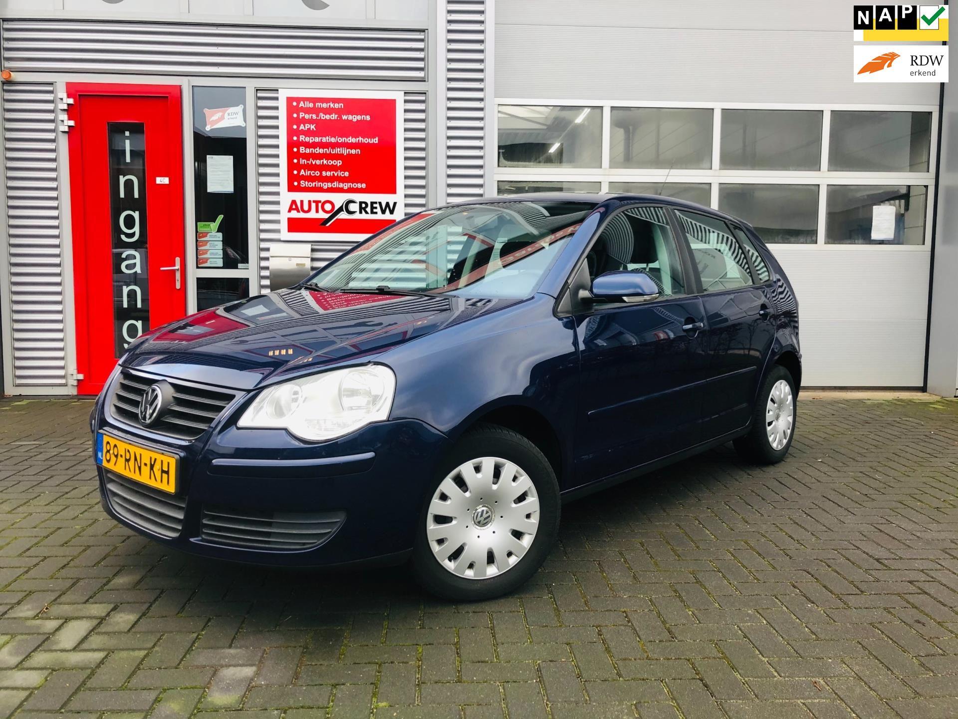 Volkswagen Polo occasion - Garage Willemsen