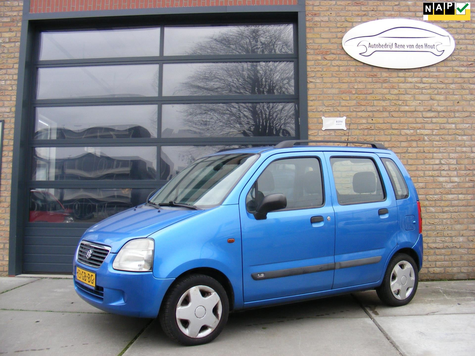 Suzuki Wagon R occasion - Autobedrijf Rene van den Hout