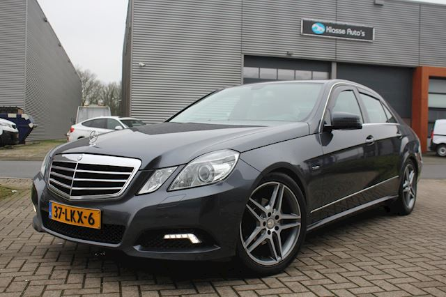 Mercedes-Benz E-klasse 200 CDI Business Class Avantgarde