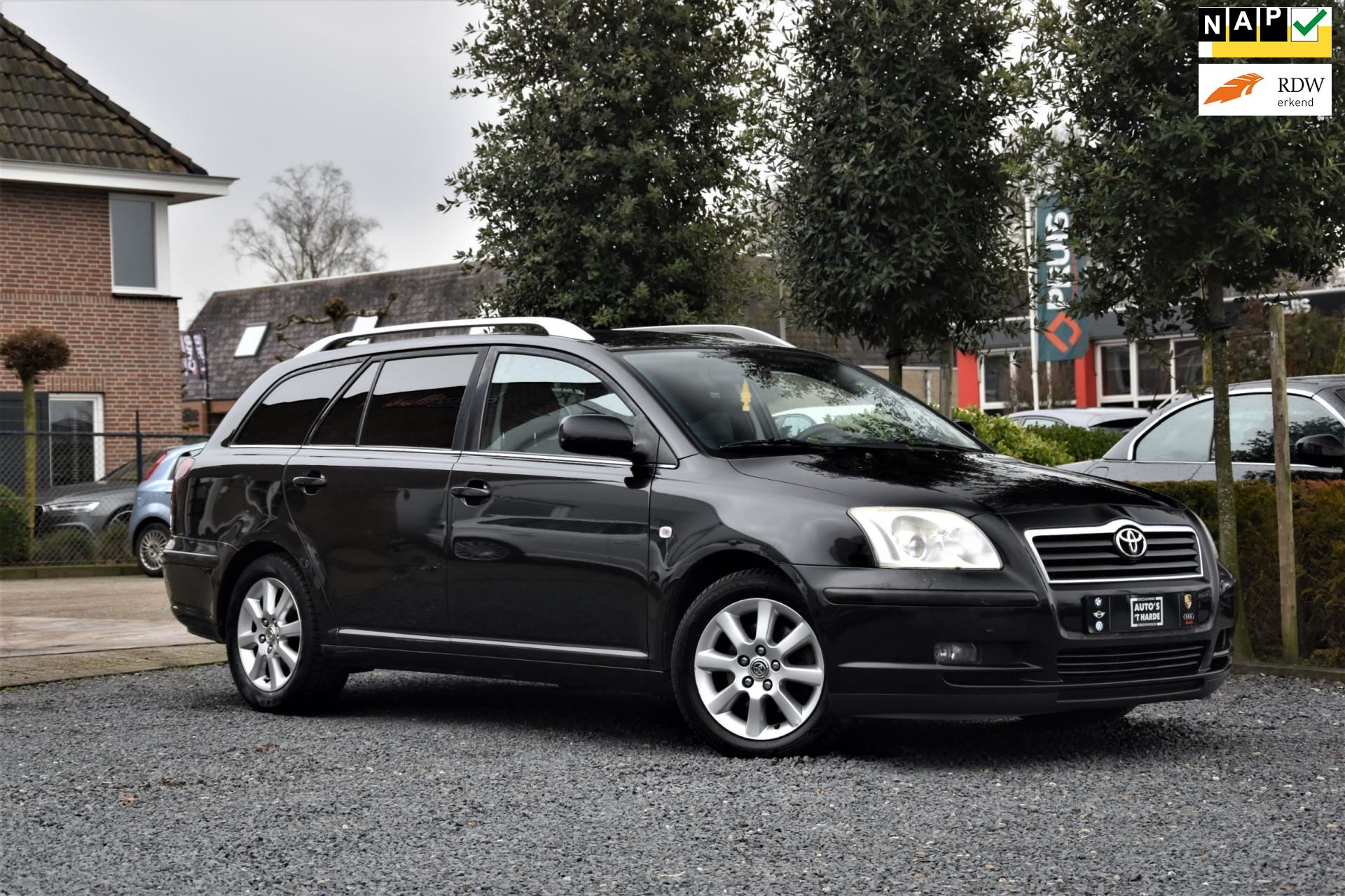 Toyota Avensis Wagon occasion - Auto`s `t Harde