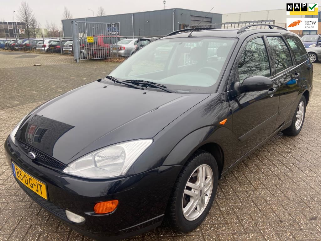 Ford Focus Wagon occasion - Makcars