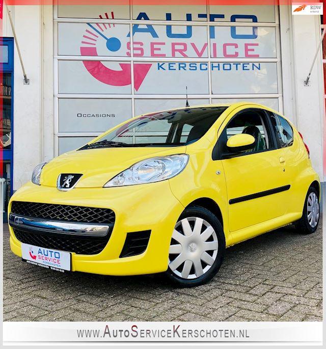 Peugeot 107 1.0-12V Sublime *72dKM / AIRCO / WEG-WEG*