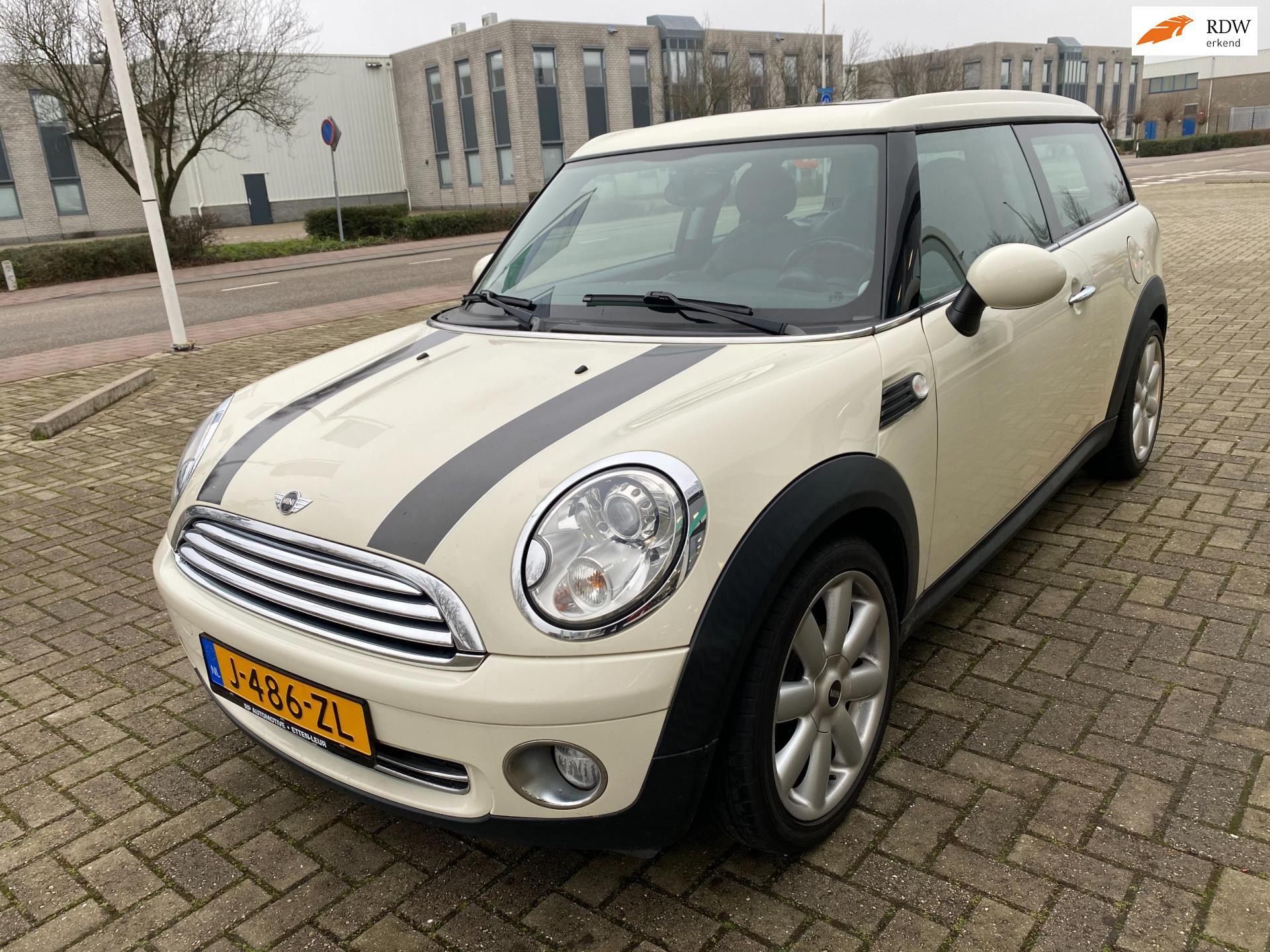 Mini Mini Clubman occasion - RP Automotive