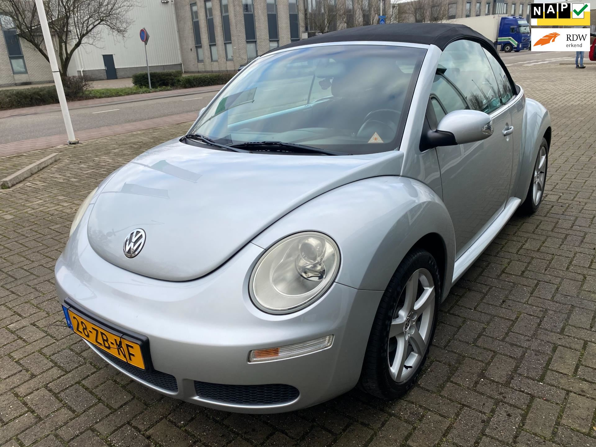 Volkswagen New Beetle Cabriolet occasion - RP Automotive
