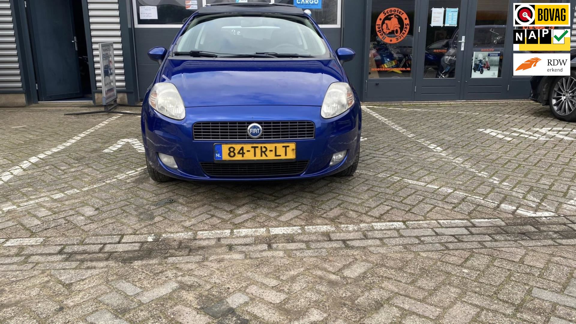 Fiat Grande Punto occasion - R. Bennaim Autobedrijf