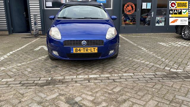 Fiat Grande Punto 1.4 Edizione Blue & Me panoramadak climate controle lm-velgen electrische ramen