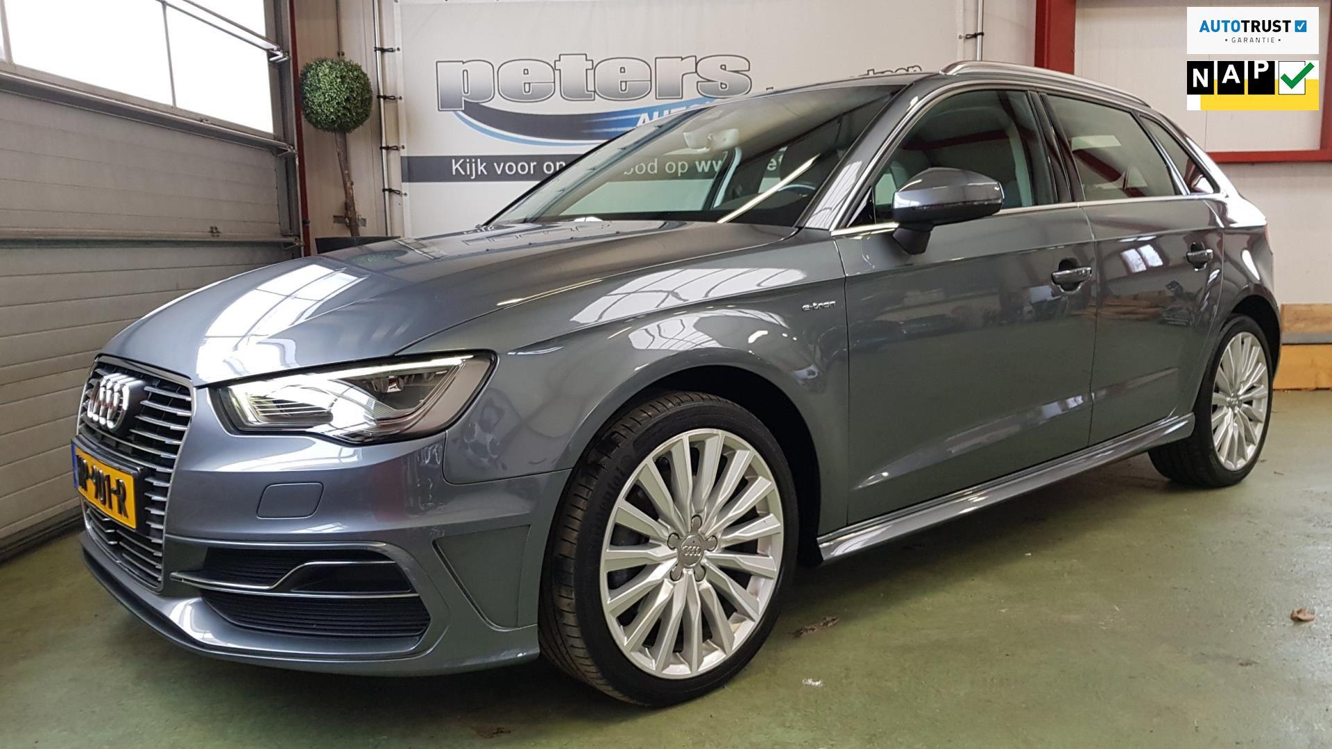 Audi A3 Sportback occasion - Peters Auto's