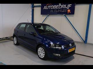 Volkswagen Polo 1.2-12V BlueMotion Comfortline - N.A.P. Airco, Cruise. occasion - Autobedrijf H.G.M. Tijhuis