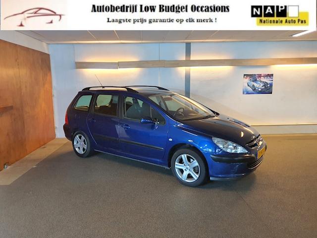 Peugeot 307 Break 2.0-16V XS Pack Apk Nw,2e eigenaar,Navigatie,Clima,Pdc,Automaat,Cruise,E-ramen, Nieuwstaat!!